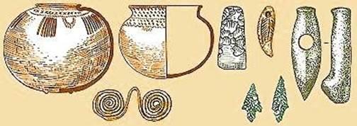 Картинки по запросу фатьяновская культура