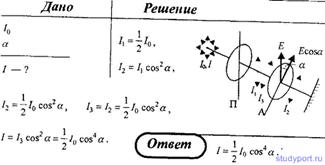 Решение задачи определить угол между главными плоскостями решение задач рослова огэ