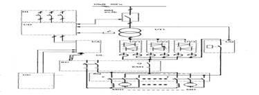 электрическая схема рольганга
